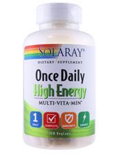 Once Daily High Energy Multi-Vita-Min