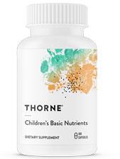 Children's Basic Nutrients
