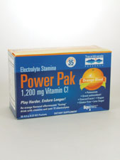 Electrolyte Stamina Power Pak - Orange Blast