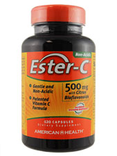Ester-C with Citrus Bioflavonoids 500 mg