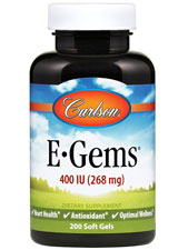 E-Gems 400 IU
