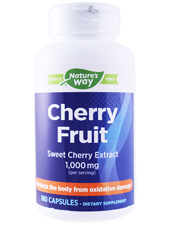 Cherry Fruit Extract 500 mg