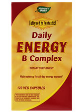 Fatigued to Fantastic! Daily Energy B Complex