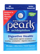 Probiotic Pearls Acidophilus