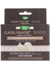 Garlinase 5000 320 mg