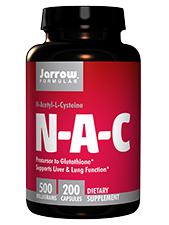 N-A-C 500 mg
