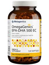OmegaGenics EPA-DHA 500 Enteric Coated