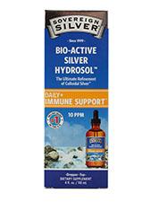 Sovereign Silver - Dropper Top 50 mcg