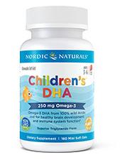 Children's DHA - Strawberry