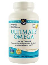 Ultimate Omega - Great Lemon Taste