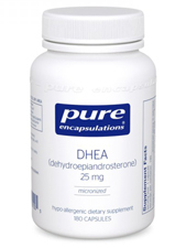 Micronized DHEA 25 mg