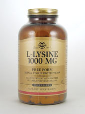 L-Lysine 1,000 mg