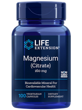 Magnesium (Citrate) 160 mg