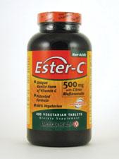 Ester-C with Citrus Bioflavonoids 500 mg