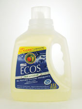 2X Ultra ECOS Free and Clear Laundry Detergent
