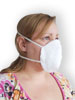 Cotton Allergy Mask with Carbon Insert
