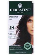 Permanent Herbal Haircolour Gel