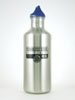 40-Oz Stainless Steel Water Bottle with Cap