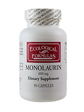 Monolaurin 600 mg