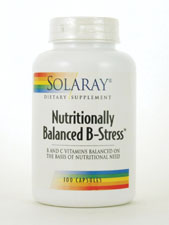 Nutritionally Balanced B-Stress