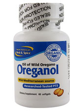 Oreganol Oil of Wild Oregano 140 mg