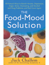 The Food-Mood Solution by Jack Challem