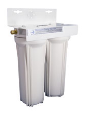 Undercounter Water Purifier with Nitrate Upgrade