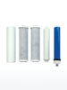 Reverse Osmosis 6-Month Replacement Filter Set