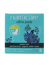 Natural Ultra Pads - Regular