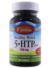 Healthy Mood 5-HTP Elite Raspberry Flavor