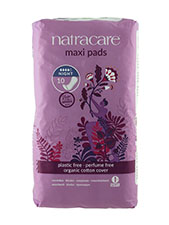 Natural Pads - Extra Long Night Time