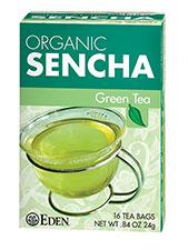 Organic Sencha Green Tea