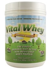 Vital Whey - Natural Vanilla