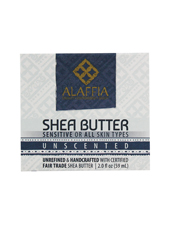 Handcrafted Shea Butter Unscented