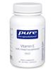 Natural Vitamin E (with Mixed Tocopherols)