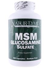 MSM Glucosamine Sulfate