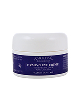 Firming Eye Crème with Co-Enzyme Q10 & Alpha Lipoic Acid