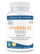 Vitamin D3 - Orange