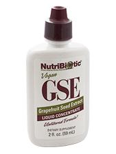 Vegan GSE Liquid Concentrate 100 mg