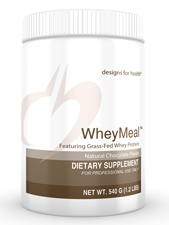 WheyMeal - Natural Chocolate Flavor