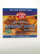Soft and Chewy Sunbutter Crunch Snack Bars