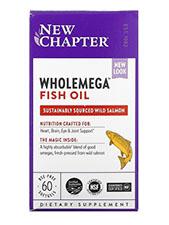 Wholemega Fish Oil