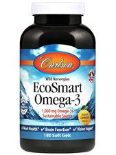 EcoSmart Omega-3 - Lemon Flavored