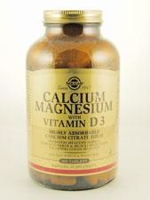 Calcium Magnesium with Vitamin D3