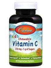 Chewable Vitamin C Tangerine Flavor