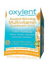 Award-Winning Multivitamin Supplement Drink - Sparkling Mandarin