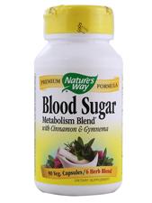 Blood Sugar with Gymnema