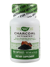 Charcoal Activated 280 mg