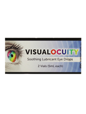 Visual Ocuity Soothing Lubricant Eye Drops