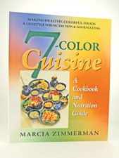 7-Color Cuisine by Marcia Zimmerman